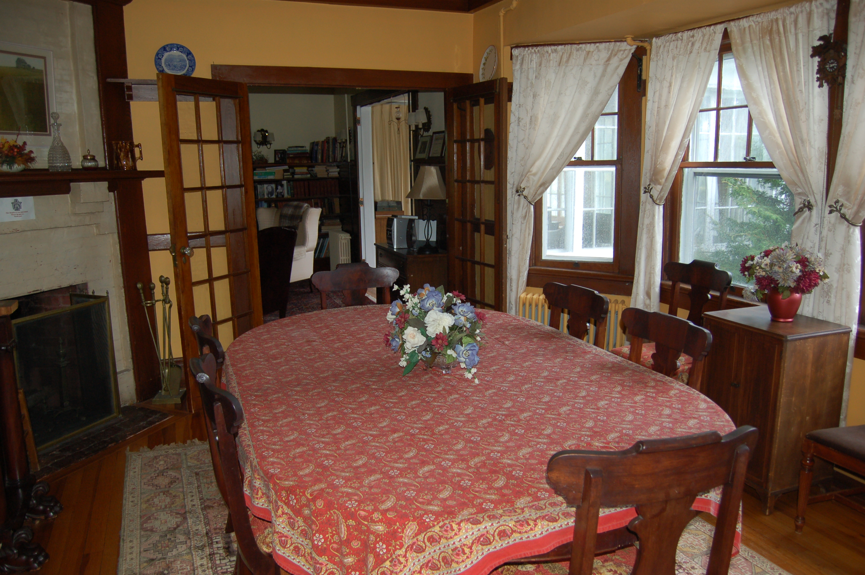 Huttlinger House - Dining Room